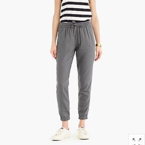 🆕 J. CREW Point Sur Pants in Cotton Twill